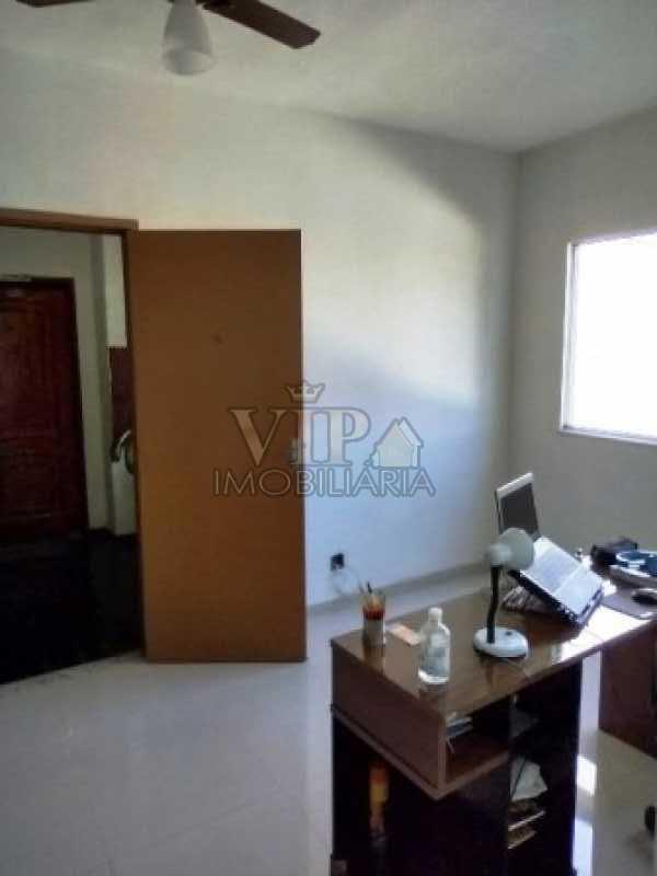01 - Apartamento para venda e aluguel Estrada do Pre,Campo Grande, Rio de Janeiro - R$ 155.000 - CGAP20985 - 1