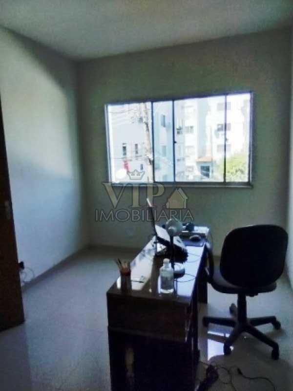 03 - Apartamento para venda e aluguel Estrada do Pre,Campo Grande, Rio de Janeiro - R$ 155.000 - CGAP20985 - 4