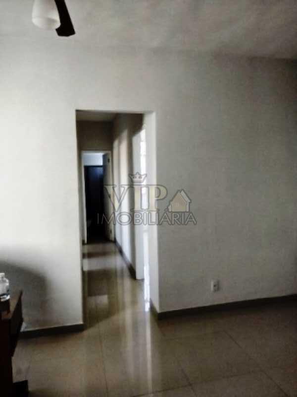 051 - Apartamento para venda e aluguel Estrada do Pre,Campo Grande, Rio de Janeiro - R$ 155.000 - CGAP20985 - 6