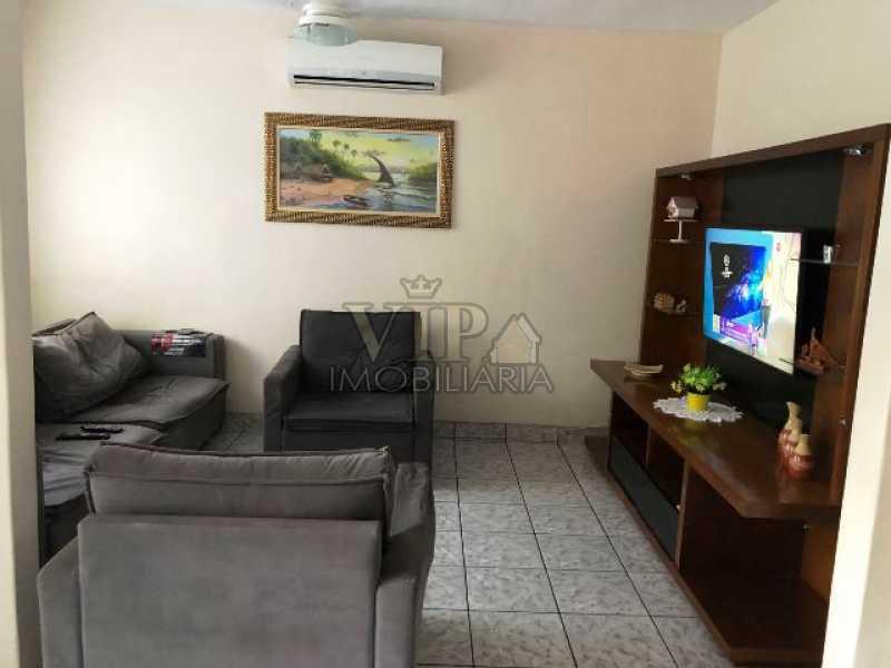 7 - Casa em Condomínio à venda Rua dos Portuários,Campo Grande, Rio de Janeiro - R$ 360.000 - CGCN20231 - 8
