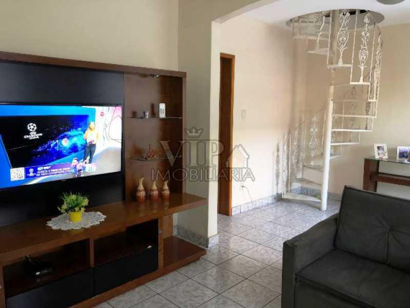 8 - Casa em Condomínio à venda Rua dos Portuários,Campo Grande, Rio de Janeiro - R$ 360.000 - CGCN20231 - 9