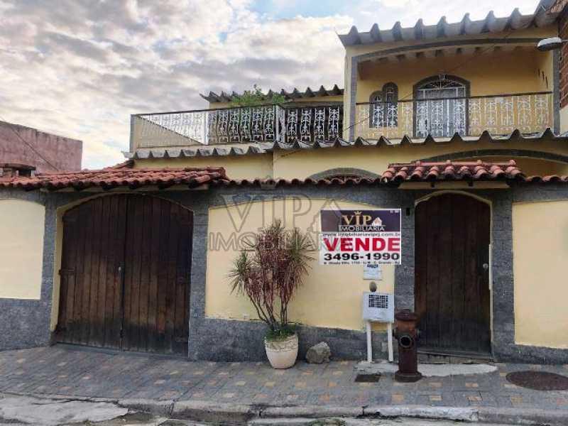capa1 - Casa em Condomínio à venda Rua dos Portuários,Campo Grande, Rio de Janeiro - R$ 360.000 - CGCN20231 - 1