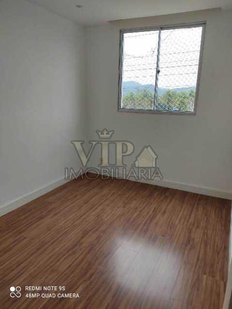 02 - Apartamento 2 quartos à venda Guaratiba, Rio de Janeiro - R$ 130.000 - CGAP20988 - 3