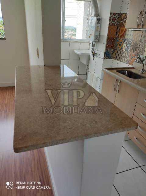 07 - Apartamento 2 quartos à venda Guaratiba, Rio de Janeiro - R$ 130.000 - CGAP20988 - 9