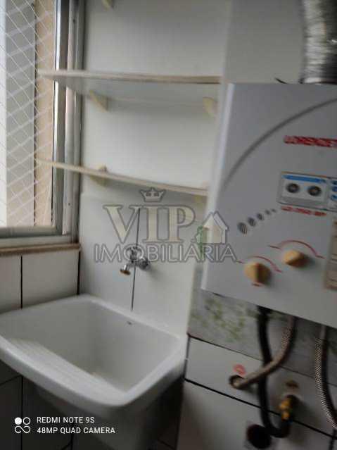 15 - Apartamento 2 quartos à venda Guaratiba, Rio de Janeiro - R$ 130.000 - CGAP20988 - 17