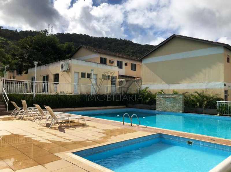 1 - Casa em Condomínio à venda Estrada do Magarça,Guaratiba, Rio de Janeiro - R$ 160.000 - CGCN20237 - 1