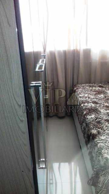01 1 - Apartamento à venda Rua General Moreira Lima,Guaratiba, Rio de Janeiro - R$ 150.000 - CGAP20993 - 7