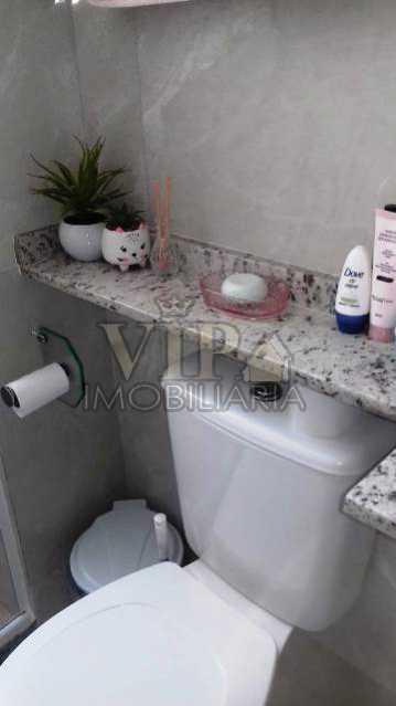 01 3 - Apartamento à venda Rua General Moreira Lima,Guaratiba, Rio de Janeiro - R$ 150.000 - CGAP20993 - 8
