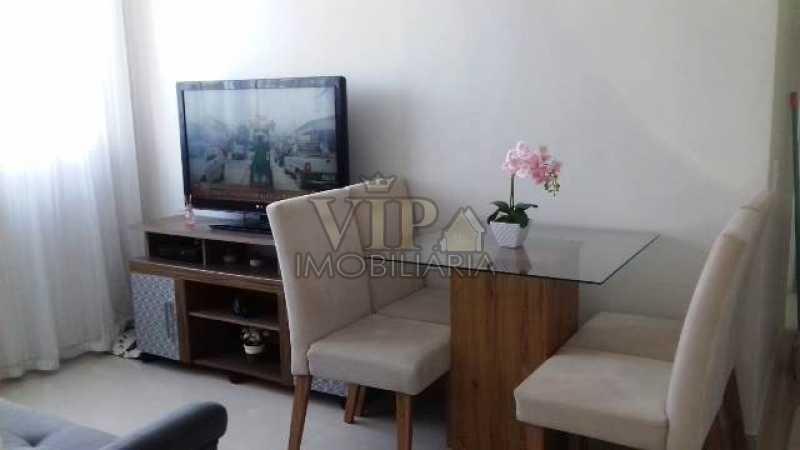 01 4 - Apartamento à venda Rua General Moreira Lima,Guaratiba, Rio de Janeiro - R$ 150.000 - CGAP20993 - 1