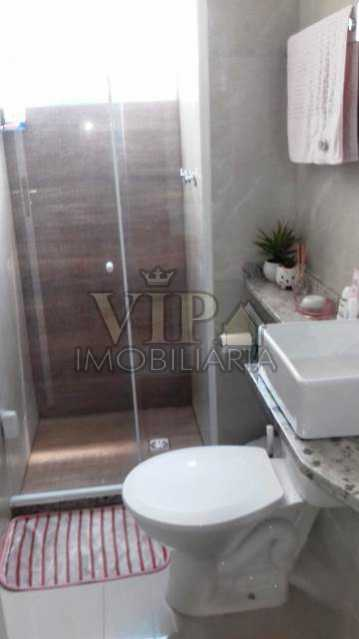 01 7 - Apartamento à venda Rua General Moreira Lima,Guaratiba, Rio de Janeiro - R$ 150.000 - CGAP20993 - 10