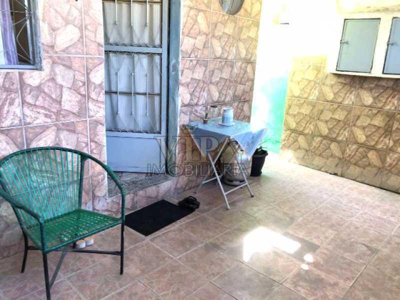 3 - Casa à venda Rua Pedra do Sino,Paciência, Rio de Janeiro - R$ 110.000 - CGCA21196 - 4