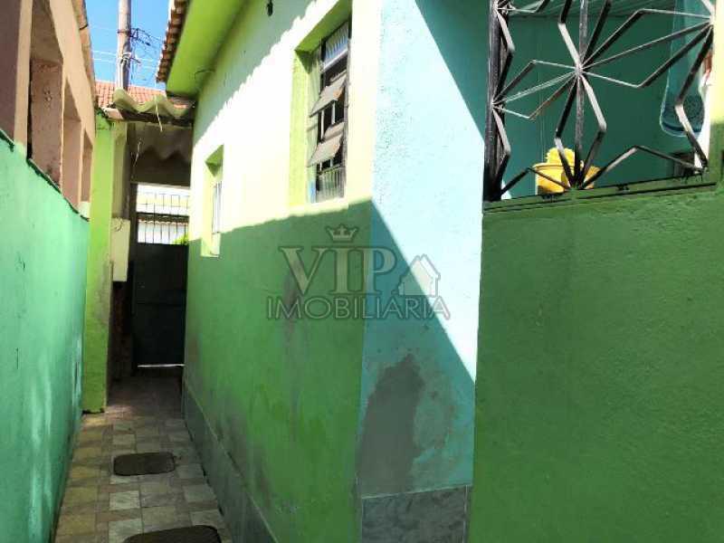 5 - Casa à venda Rua Pedra do Sino,Paciência, Rio de Janeiro - R$ 110.000 - CGCA21196 - 6