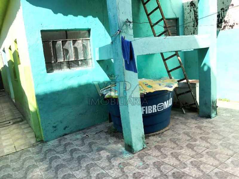 8 - Casa à venda Rua Pedra do Sino,Paciência, Rio de Janeiro - R$ 110.000 - CGCA21196 - 9