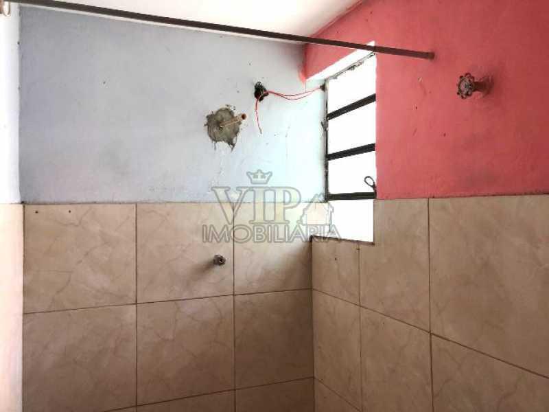 16 - Casa à venda Rua Pedra do Sino,Paciência, Rio de Janeiro - R$ 110.000 - CGCA21196 - 17