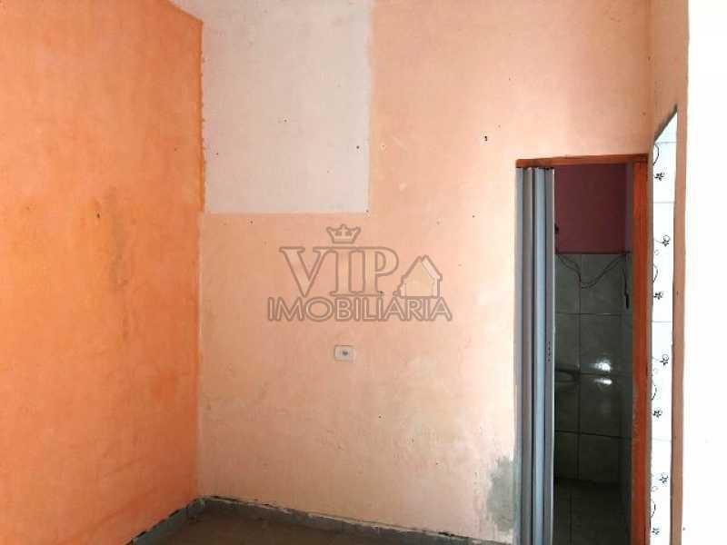 19 - Casa à venda Rua Pedra do Sino,Paciência, Rio de Janeiro - R$ 110.000 - CGCA21196 - 20