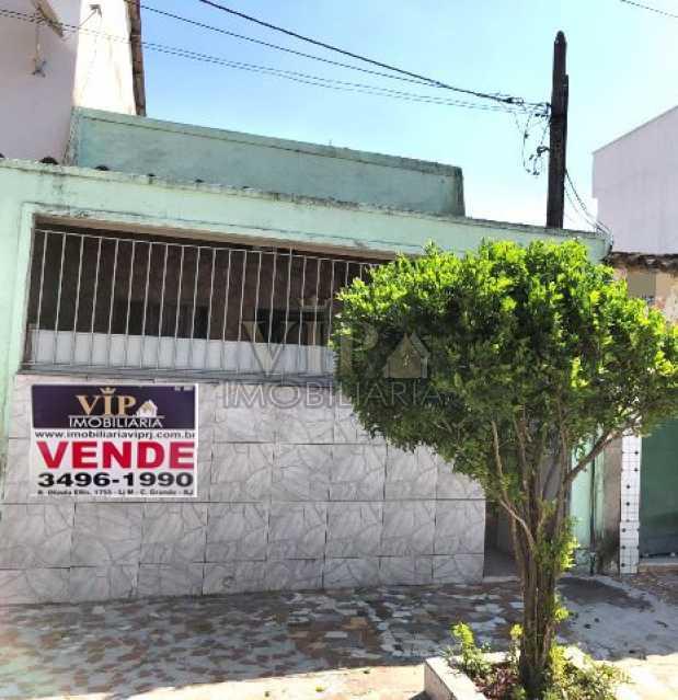 CAPA - Casa à venda Rua Pedra do Sino,Paciência, Rio de Janeiro - R$ 110.000 - CGCA21196 - 1