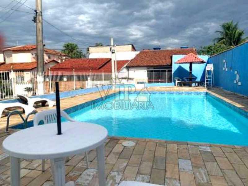 2868f7344efebdbd2d82ca2373d455 - Casa em Condomínio à venda Estrada Iaraqua,Campo Grande, Rio de Janeiro - R$ 410.000 - CGCN20239 - 18