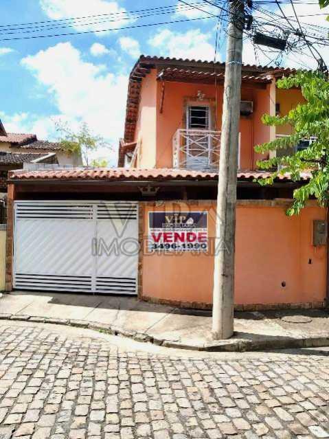 CAPA - Casa em Condomínio à venda Avenida Alhambra,Campo Grande, Rio de Janeiro - R$ 260.000 - CGCN20240 - 1