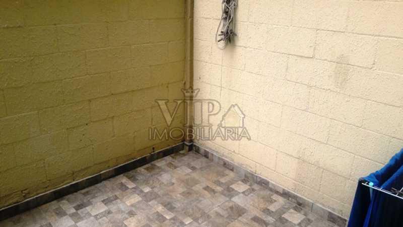 20210527_102935 - Apartamento à venda Rua das Amendoeiras,Cosmos, Rio de Janeiro - R$ 235.000 - CGAP21001 - 17