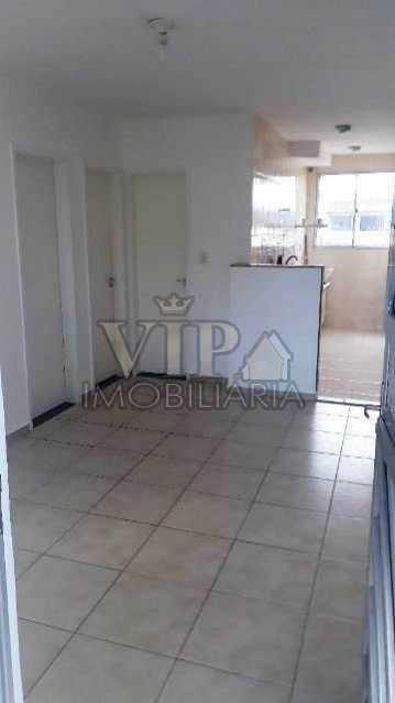 IMG-20210604-WA0012 - Apartamento à venda Rua Moranga,Inhoaíba, Zona Oeste,Rio de Janeiro - R$ 115.000 - CGAP21003 - 4