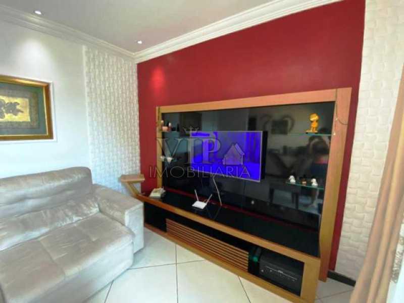03 - Casa à venda Rua Joana D´Arc,Santa Cruz, Rio de Janeiro - R$ 250.000 - CGCA30585 - 5