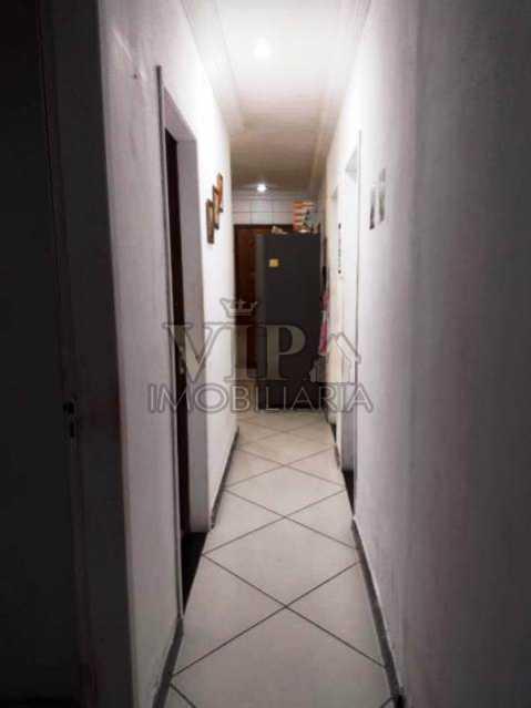 05 - Casa à venda Rua Joana D´Arc,Santa Cruz, Rio de Janeiro - R$ 250.000 - CGCA30585 - 6