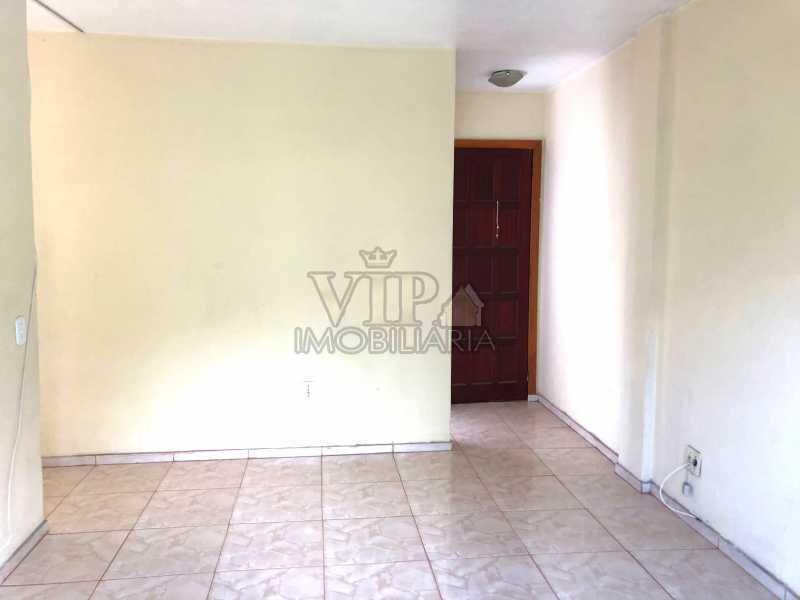 4 - Apartamento para alugar Estrada Iaraqua,Campo Grande, Rio de Janeiro - R$ 660 - CGAP21004 - 5