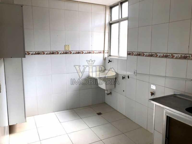 5 - Apartamento para alugar Estrada Iaraqua,Campo Grande, Rio de Janeiro - R$ 660 - CGAP21004 - 6