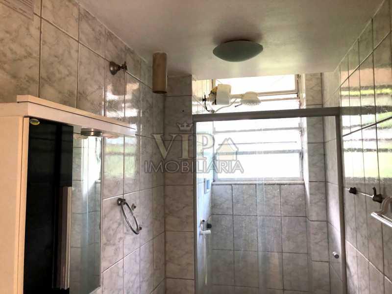 8 - Apartamento para alugar Estrada Iaraqua,Campo Grande, Rio de Janeiro - R$ 660 - CGAP21004 - 9