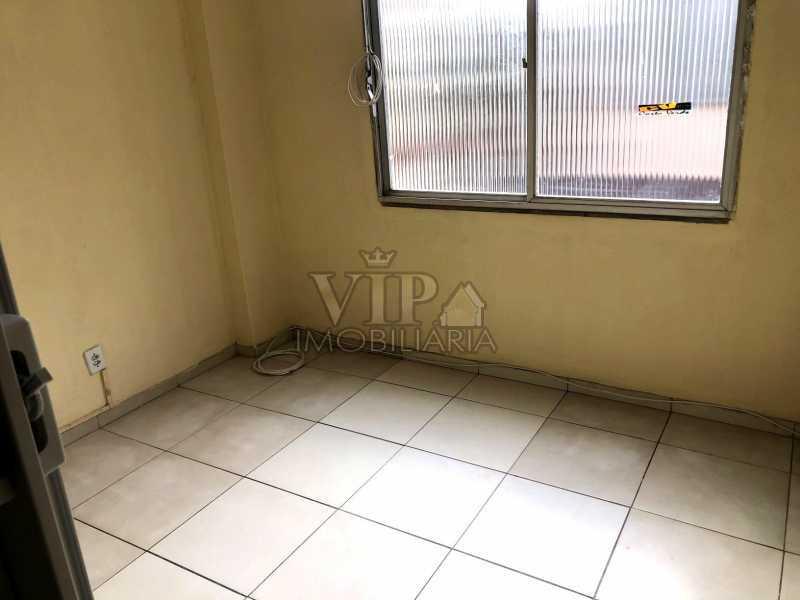 10 - Apartamento para alugar Estrada Iaraqua,Campo Grande, Rio de Janeiro - R$ 660 - CGAP21004 - 11