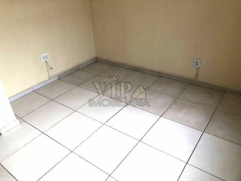 11 - Apartamento para alugar Estrada Iaraqua,Campo Grande, Rio de Janeiro - R$ 660 - CGAP21004 - 12