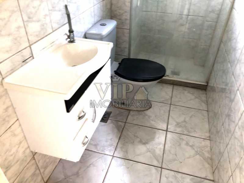 13 - Apartamento para alugar Estrada Iaraqua,Campo Grande, Rio de Janeiro - R$ 660 - CGAP21004 - 14
