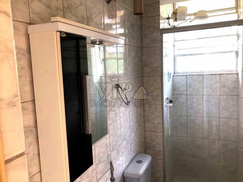 14 - Apartamento para alugar Estrada Iaraqua,Campo Grande, Rio de Janeiro - R$ 660 - CGAP21004 - 15