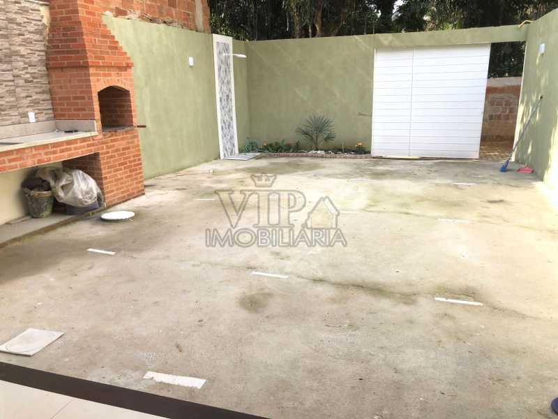 1 - Casa à venda Rua Sargento Argolo Sacramento,Campo Grande, Rio de Janeiro - R$ 145.000 - CGCA00046 - 1