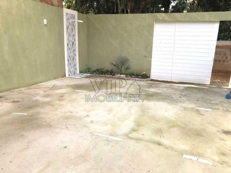 2 - Casa à venda Rua Sargento Argolo Sacramento,Campo Grande, Rio de Janeiro - R$ 145.000 - CGCA00046 - 3