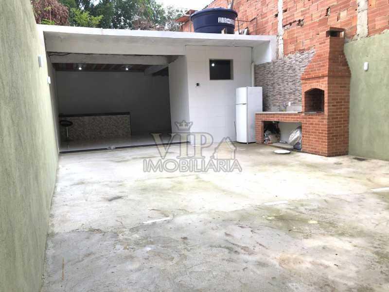 4 - Casa à venda Rua Sargento Argolo Sacramento,Campo Grande, Rio de Janeiro - R$ 145.000 - CGCA00046 - 5