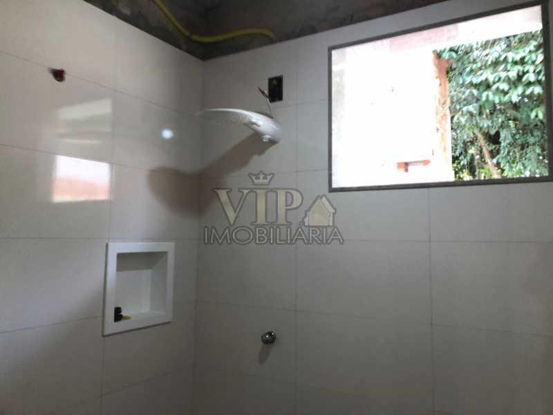 8 - Casa à venda Rua Sargento Argolo Sacramento,Campo Grande, Rio de Janeiro - R$ 145.000 - CGCA00046 - 9