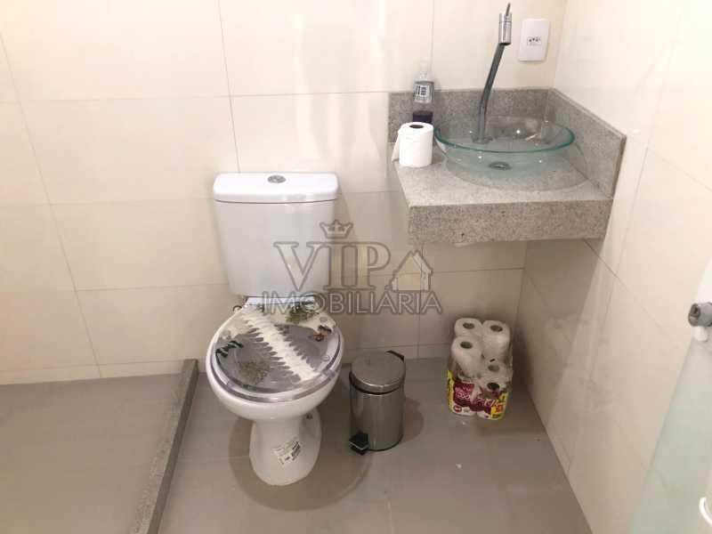 9 - Casa à venda Rua Sargento Argolo Sacramento,Campo Grande, Rio de Janeiro - R$ 145.000 - CGCA00046 - 10