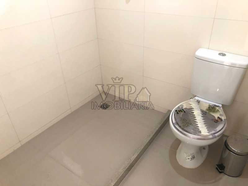 11 - Casa à venda Rua Sargento Argolo Sacramento,Campo Grande, Rio de Janeiro - R$ 145.000 - CGCA00046 - 12
