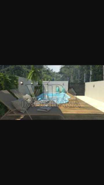 13 - Casa à venda Rua Sargento Argolo Sacramento,Campo Grande, Rio de Janeiro - R$ 145.000 - CGCA00046 - 14