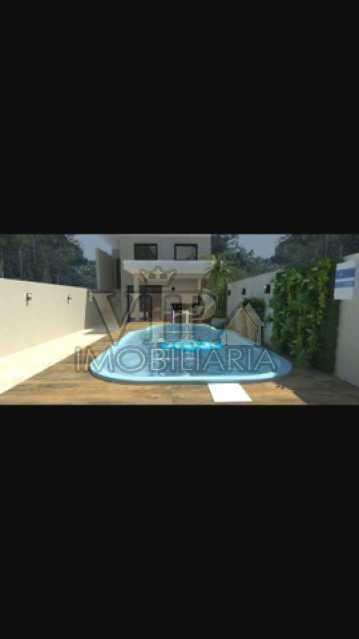 14 - Casa à venda Rua Sargento Argolo Sacramento,Campo Grande, Rio de Janeiro - R$ 145.000 - CGCA00046 - 15