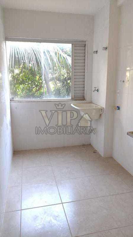 01 1 - Apartamento para venda e aluguel Rua Seabra Filho,Inhoaíba, Rio de Janeiro - R$ 150.000 - CGAP21007 - 9
