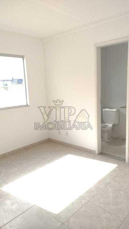 01 10 - Apartamento para venda e aluguel Rua Seabra Filho,Inhoaíba, Rio de Janeiro - R$ 150.000 - CGAP21007 - 5