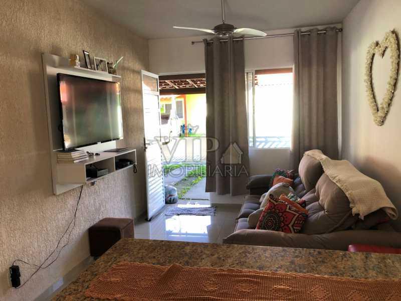 8 - Casa em Condomínio à venda Rua Itaunas,Campo Grande, Rio de Janeiro - R$ 185.000 - CGCN20243 - 9