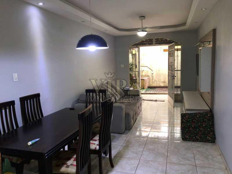 7 - Casa em Condomínio à venda Estrada Santa Maria,Campo Grande, Rio de Janeiro - R$ 260.000 - CGCN20245 - 8