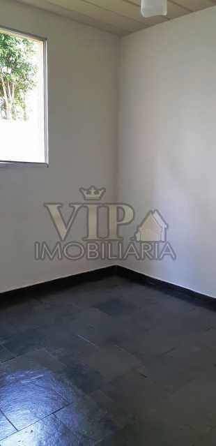 01 2. - Apartamento à venda Rua Moranga,Inhoaíba, Zona Oeste,Rio de Janeiro - R$ 135.000 - CGAP21014 - 9