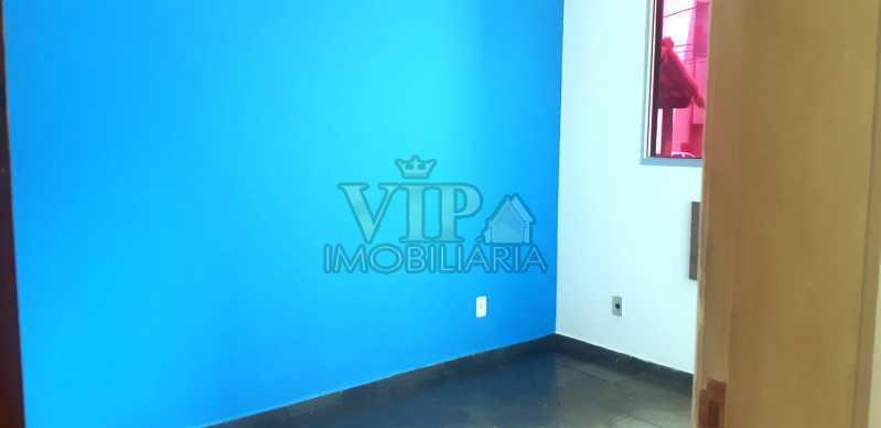 01 3. - Apartamento à venda Rua Moranga,Inhoaíba, Zona Oeste,Rio de Janeiro - R$ 135.000 - CGAP21014 - 16