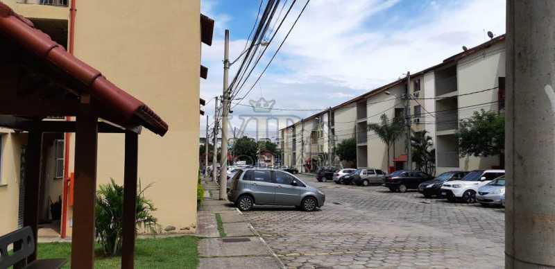 01 6. - Apartamento à venda Rua Moranga,Inhoaíba, Zona Oeste,Rio de Janeiro - R$ 135.000 - CGAP21014 - 4
