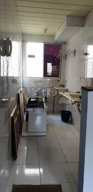 01 9. - Apartamento à venda Rua Moranga,Inhoaíba, Zona Oeste,Rio de Janeiro - R$ 135.000 - CGAP21014 - 12