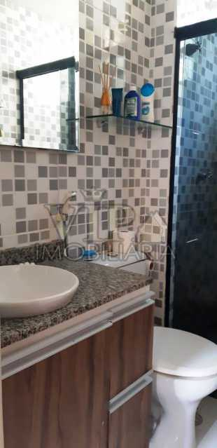 01 12. - Apartamento à venda Rua Moranga,Inhoaíba, Zona Oeste,Rio de Janeiro - R$ 135.000 - CGAP21014 - 14